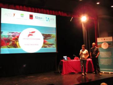 presentations - Usurbil