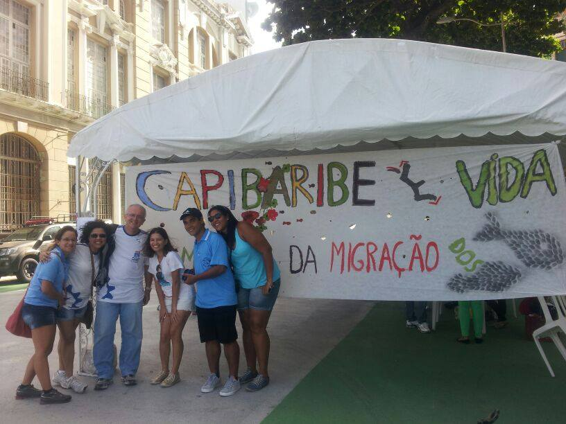 Dr William Severi and his group in Capibaribe_ RecifePE Brazil