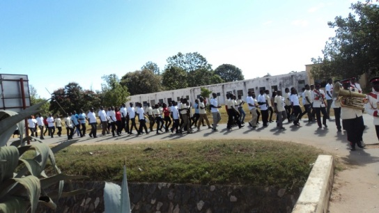 March in Lusaka, Zambia_2