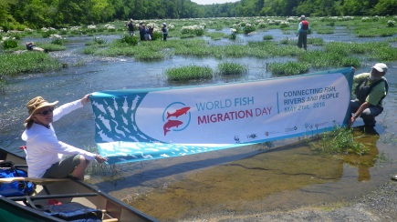 Cahaba River Society Board of Directors trip