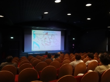 'Conference Aquarium La Rochelle May 19 (Cellule Migrateurs Charente Seudre and Aquarium La Rochelle).' 4