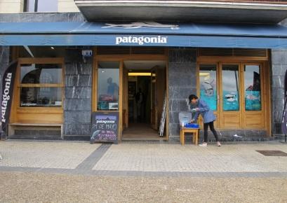 Patagonia San Sebastian´s Store