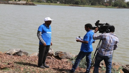 Interview Dr. Mlnwuyelet Mingist from Bahir Dar University