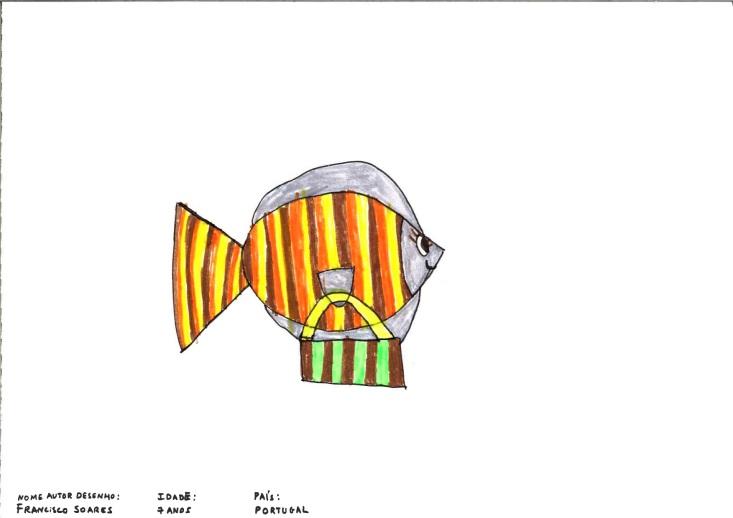 Peixe Migrador Francisco Alberty Soares