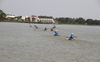 The boating competition