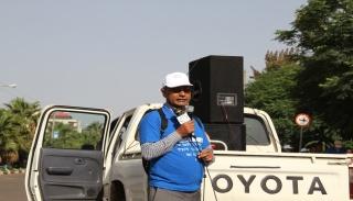 Speech abebe Getahun