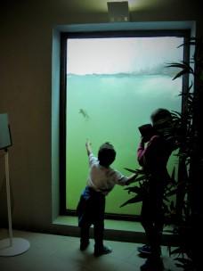 WFMD2016_Children inside monitoring building 1