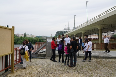 WFMD2016_Open to public presentation (explaining how the fishway works)