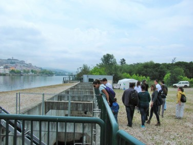 WFMD2016_Open to public presentation (view over the Coimbra fishway)