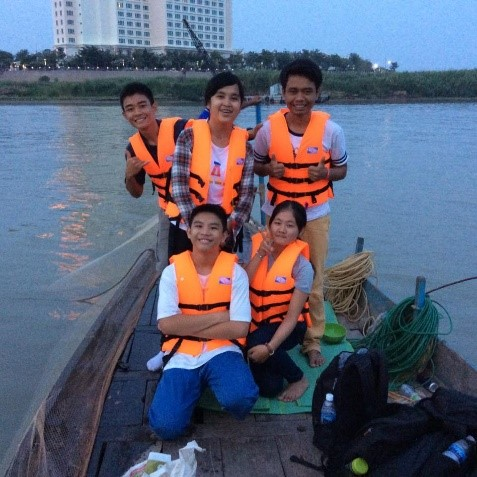 Mekong generation boat trip