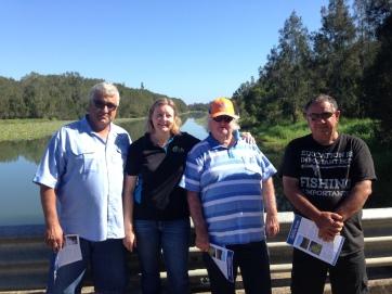 1553_Australia2018 © Patrick Dwyer (Bagotville Barriage barrier 2)